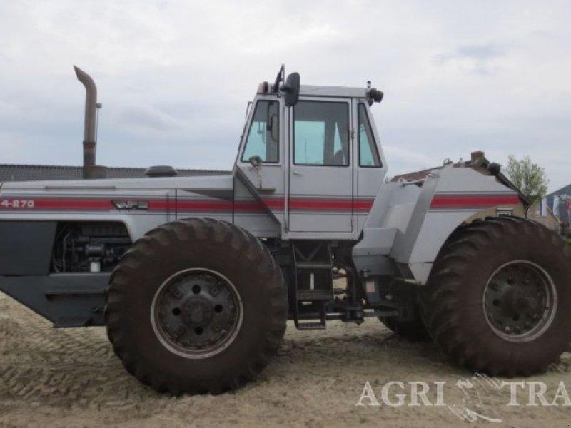 White 4 270 Tractor : Sonstige white field boss tractor technikboerse