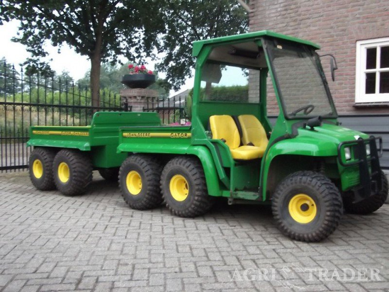 john deere gator 6x4 diesel atv quad. Black Bedroom Furniture Sets. Home Design Ideas