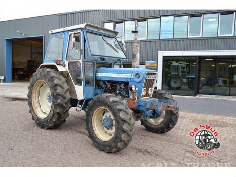 Ford 7600 Specs : Ford tractor wd