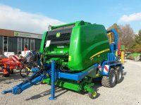 Göweil G 5040 mit John Deere 990 Press-/Wickelkombination
