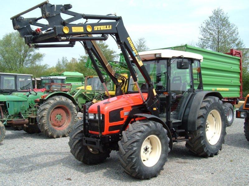 same dorado 70 allrad traktor. Black Bedroom Furniture Sets. Home Design Ideas