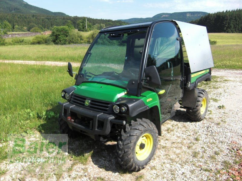 john deere gator xuv 855 diesel kommunaltraktor. Black Bedroom Furniture Sets. Home Design Ideas