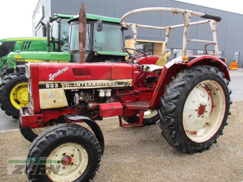 ih 633 tractor technikboerse