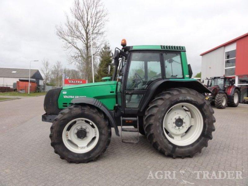 Traktor sonstige valtra valmet 6550 hitech verkocht sold bild 1