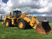 Caterpillar 988H 2008 Radlader