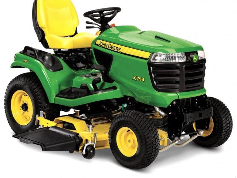 John deere x754 tracteur tondeuse 7323 give - Tracteur tondeuse john deere occasion ...