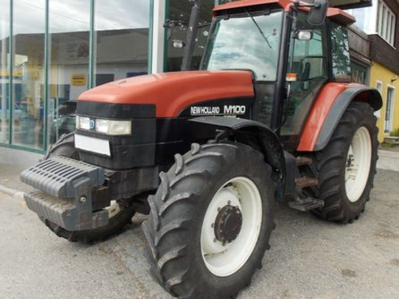 New Holland M 100/8160 Tractor - technikboerse.com