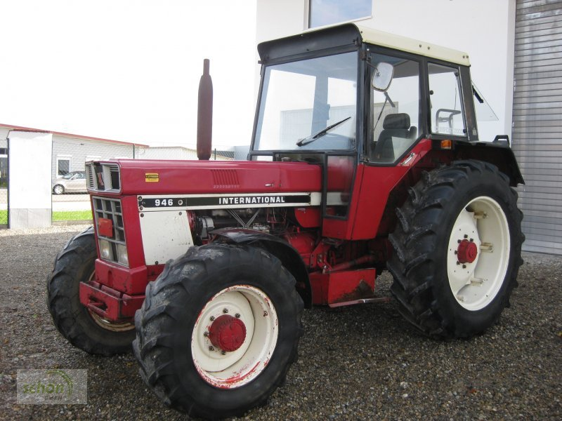 case ih ihc 946 as comfort 2000 tracteur