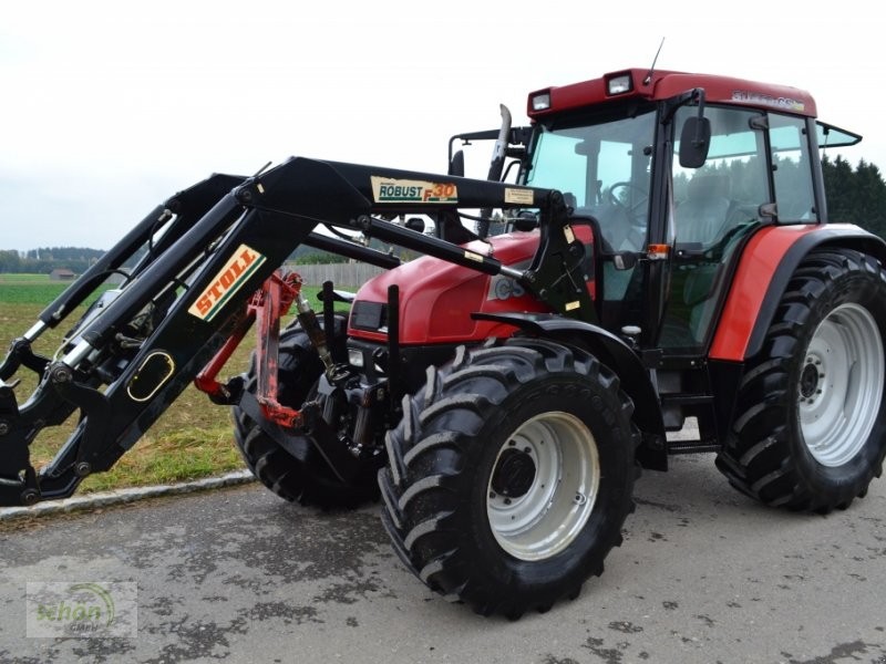 case ih super cs 94 mit einer topausstattung in einem guten zustand traktor. Black Bedroom Furniture Sets. Home Design Ideas