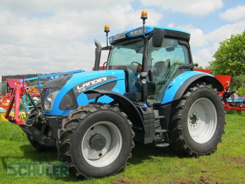 landini 6-145 tracteur  79274 st  m u00e4rgen
