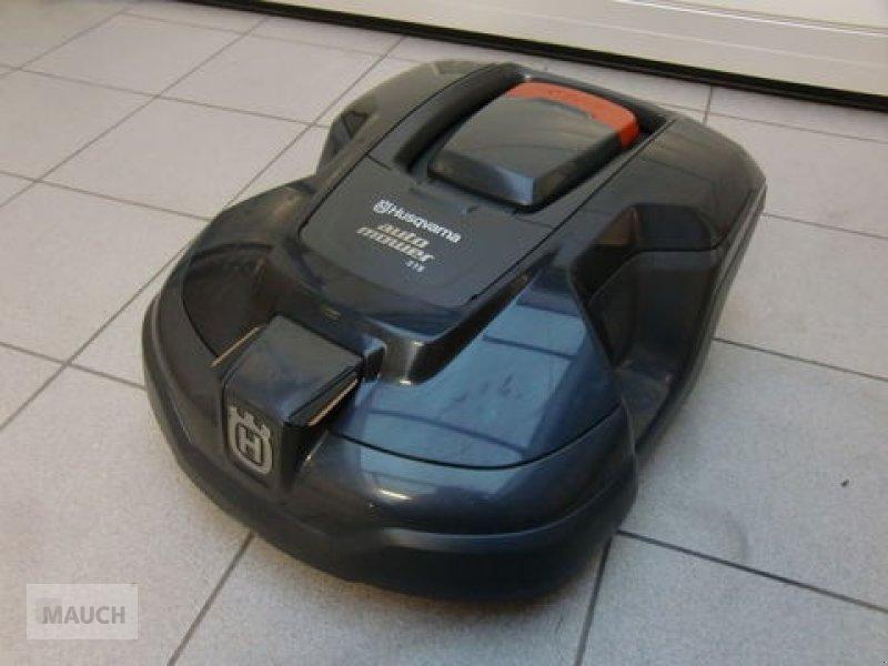 husqvarna automower 315 rasenm her. Black Bedroom Furniture Sets. Home Design Ideas