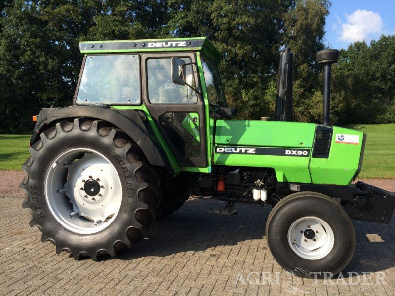 deutz dx 90 tracteur