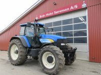 New Holland TM 175 Supersteer Traktor