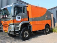 MAN 18.480 4X4 BB Rally Truck LKW