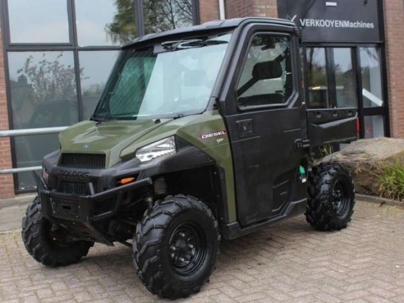 polaris ranger 4x4 sonstige gartentechnik. Black Bedroom Furniture Sets. Home Design Ideas