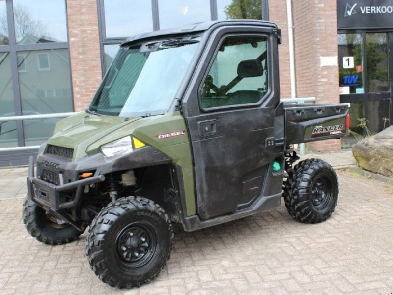 polaris ranger 4x4 diesel sonstige gartentechnik. Black Bedroom Furniture Sets. Home Design Ideas