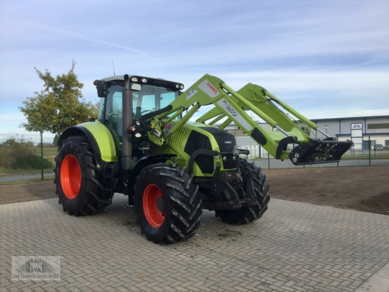 Bild CLAAS Axion 820 C-MATIC