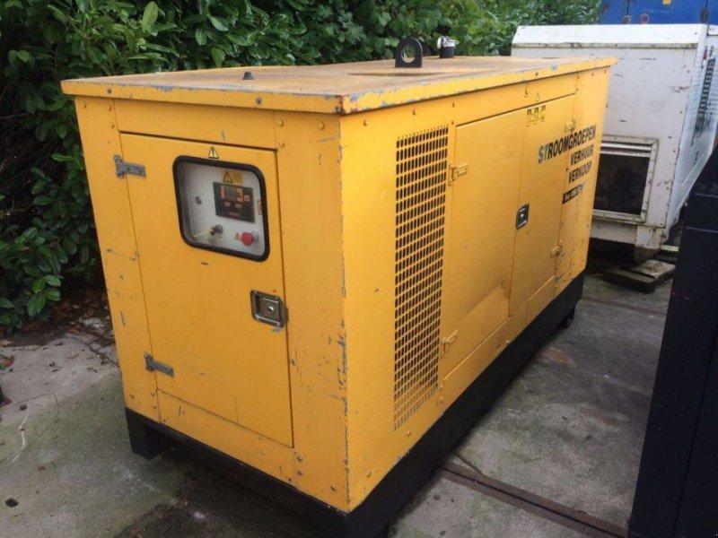 John Deere 60 Generator : John deere leroy somer kva silent emergency power