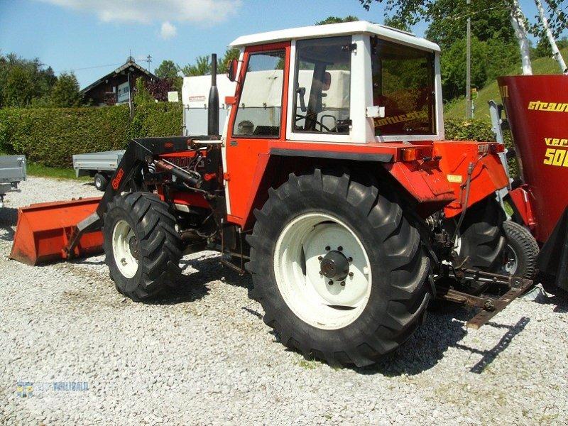 steyr 8070 a traktor. Black Bedroom Furniture Sets. Home Design Ideas