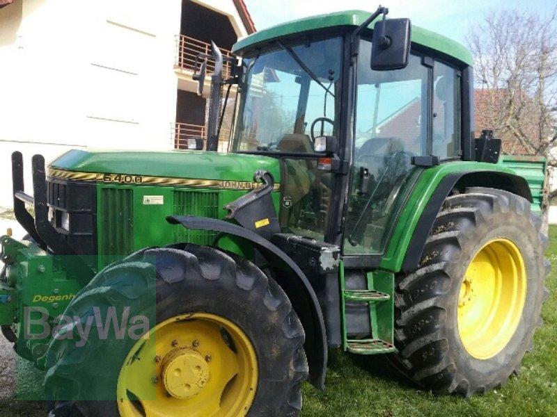 John Deere 4445 : John deere tracteur nürtingen technikboerse