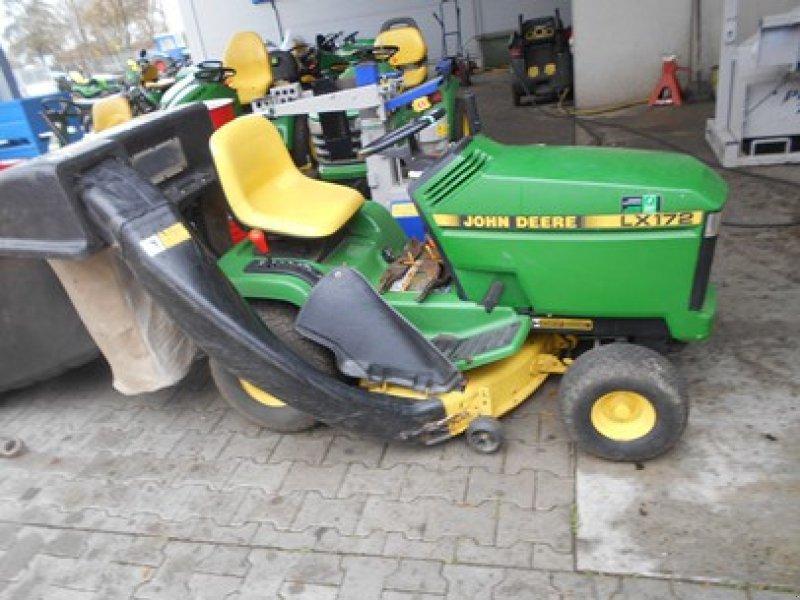 John Deere 172 Lawn Tractor : John deere lx lawn tractor technikboerse