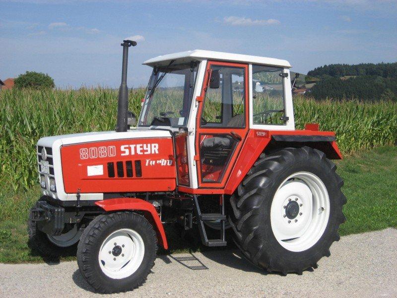 Steyr  Traktor Technikboerse Com