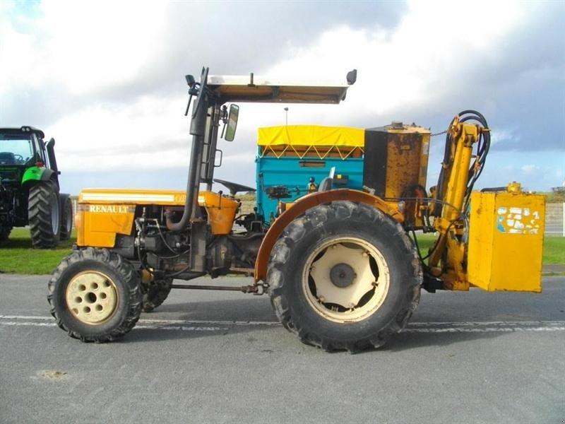 renault 480 s tracteur pour viticulture