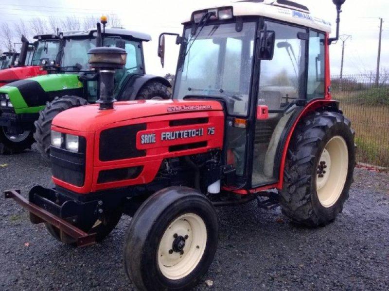 same frutteto ii 75 2 rm tracteur pour viticulture  49400