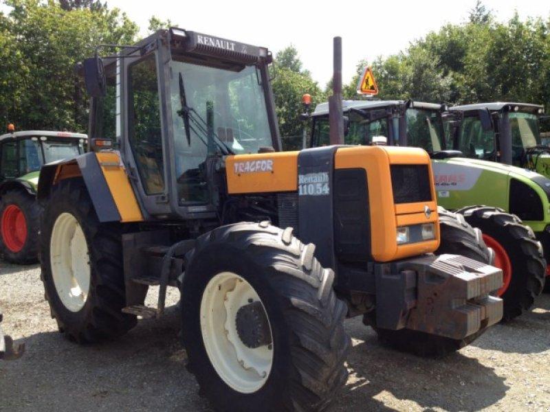 renault 110 54 tz traktor. Black Bedroom Furniture Sets. Home Design Ideas