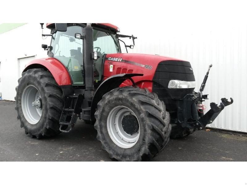 case ih puma 180 tracteur  86170 neuville en poitou