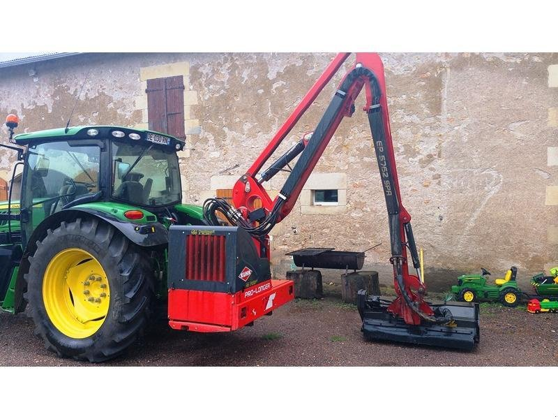 Kuhn 5762 spa embankment mowing equipment for Second hand beauty equipment