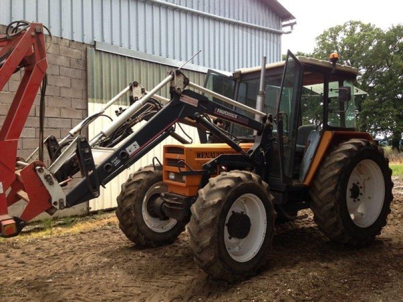 renault 851 4 tracteur. Black Bedroom Furniture Sets. Home Design Ideas