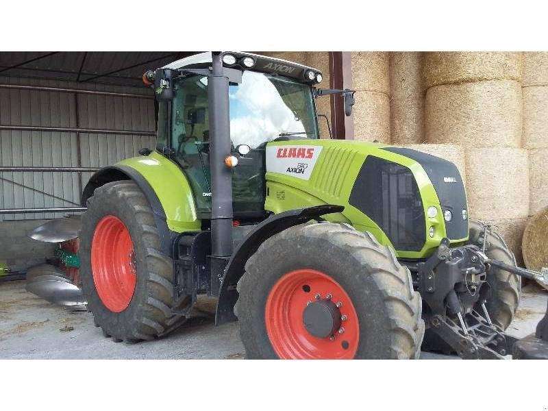 claas axion 810 cmatic tracteur 70002 vesoul. Black Bedroom Furniture Sets. Home Design Ideas