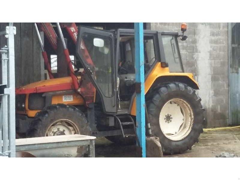 renault ceres 75 tracteur