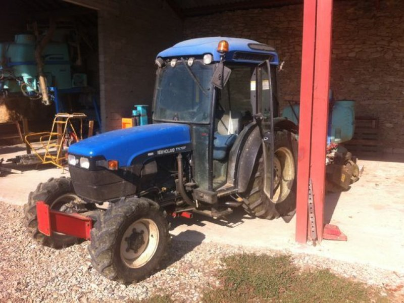 new holland tn70f tracteur pour viticulture
