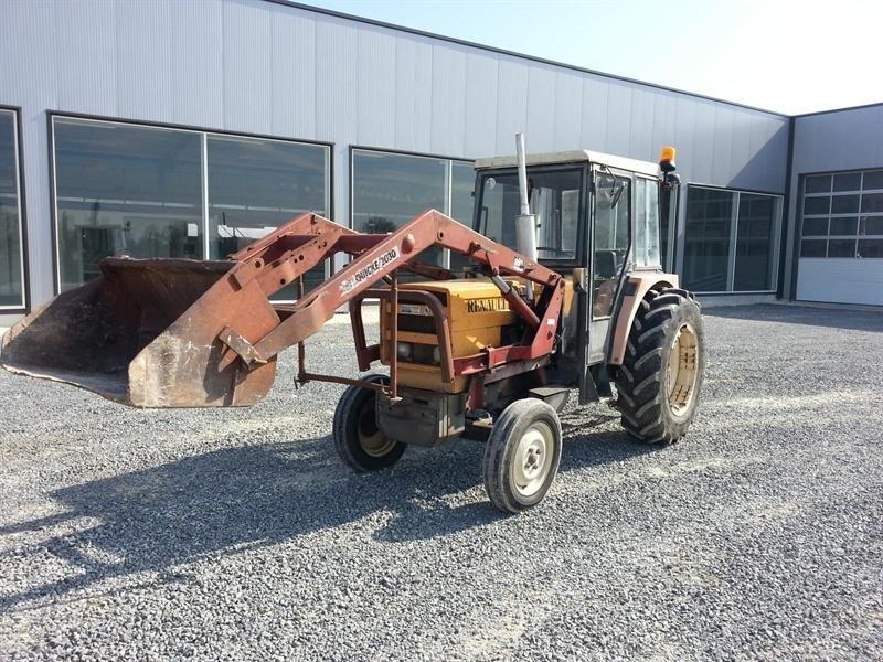 renault 556 s tracteur pour viticulture