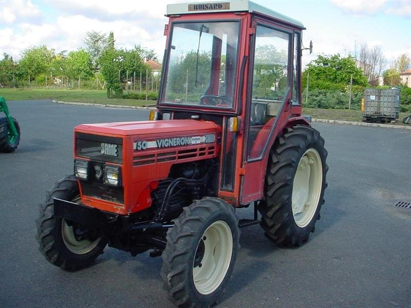 same vigneron 50 dt tracteur pour viticulture