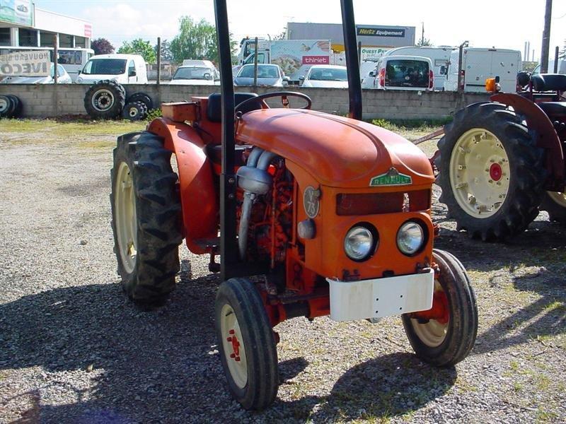 renault v73 tracteur pour viticulture
