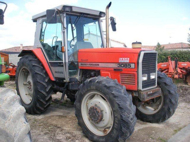 massey ferguson 3085 dyna 4 tracteur