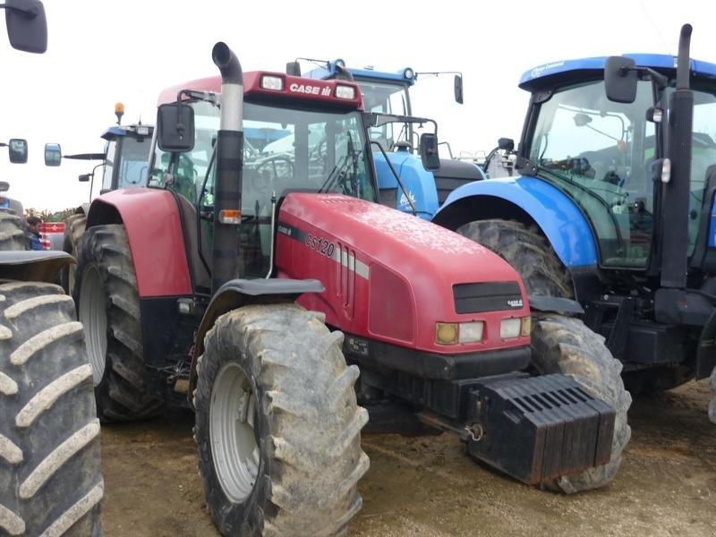 case ih cs 120 tracteur  41170 cormenon