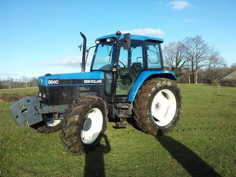 6640 Ford Tractor : Ford sle tractor technikboerse