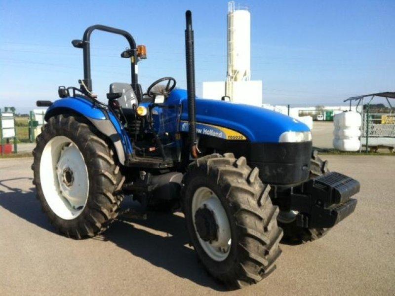 traktor new holland td 5030. Black Bedroom Furniture Sets. Home Design Ideas
