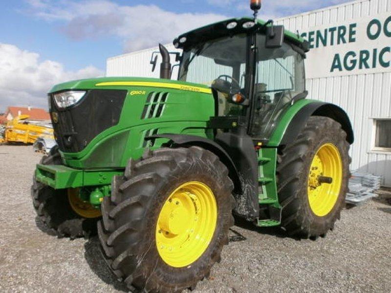 john deere 6190 r traktor 64300 castetis. Black Bedroom Furniture Sets. Home Design Ideas