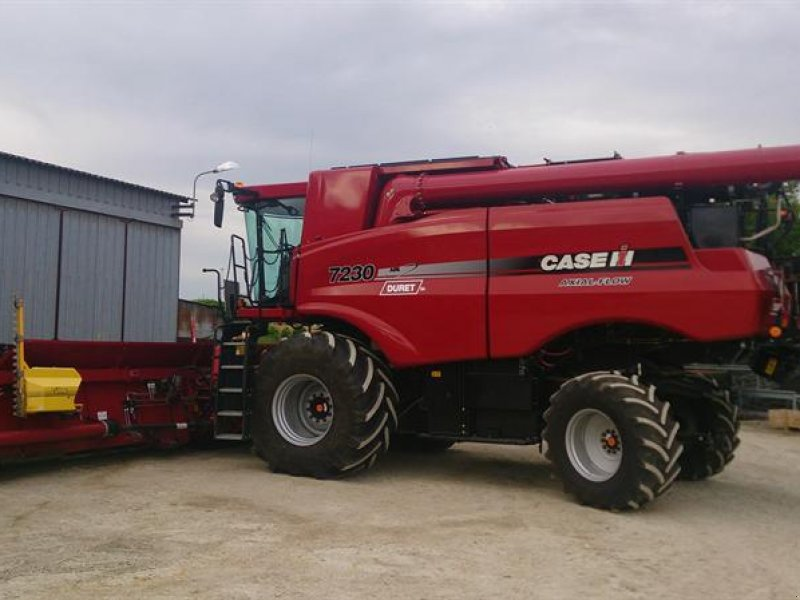 case ih 7230 moissonneuse-batteuse