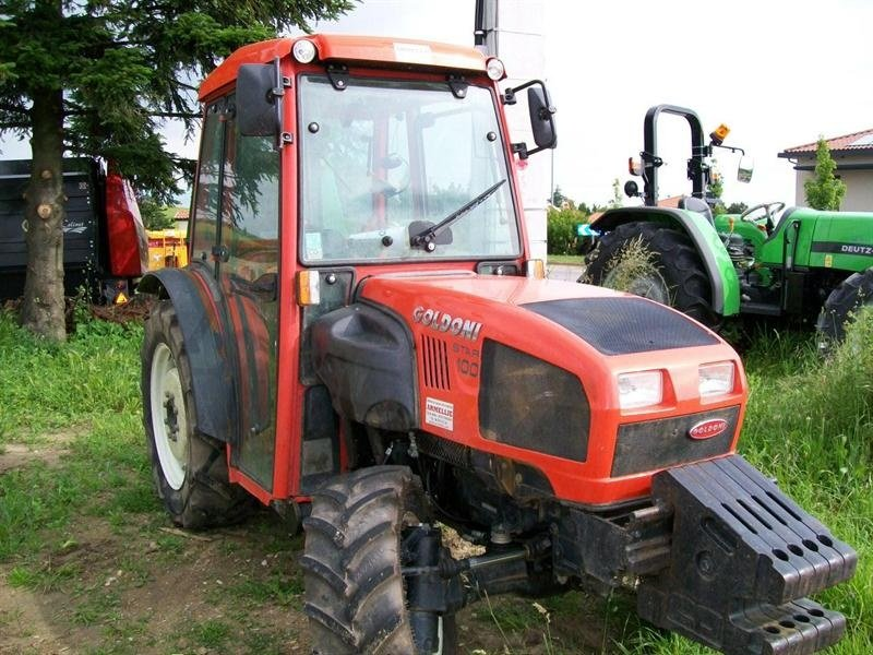 goldoni star 100 tracteur pour viticulture