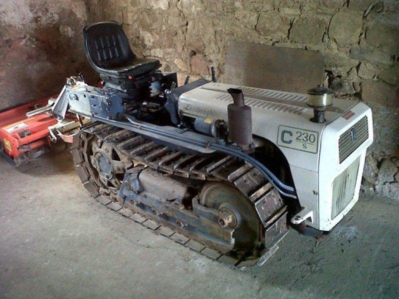 lamborghini c 230 s tracteur. Black Bedroom Furniture Sets. Home Design Ideas