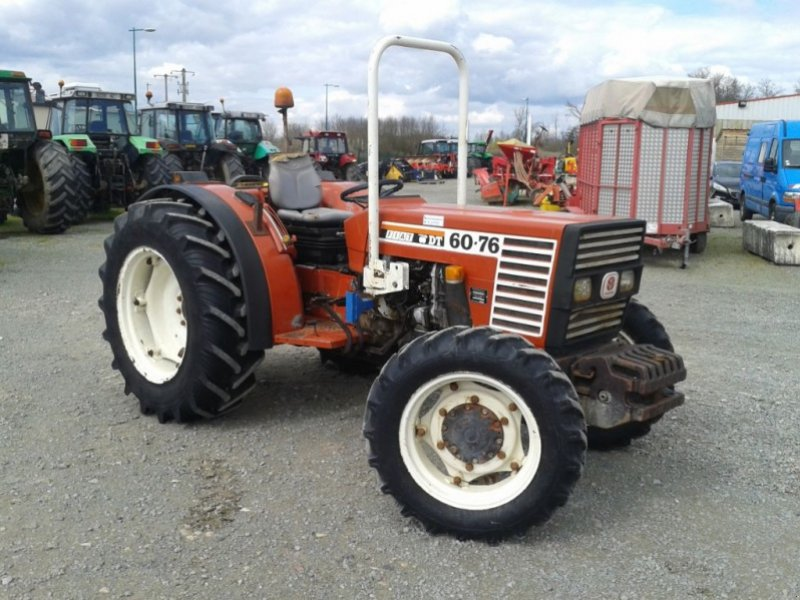 fiat 60-76 f tracteur pour viticulture