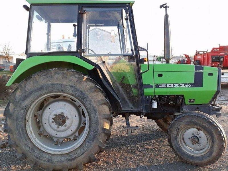 deutz-fahr dx 3 50 tracteur  42110 civens