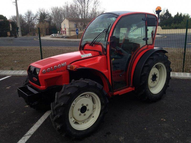 goldoni quasar90 tracteur pour viticulture