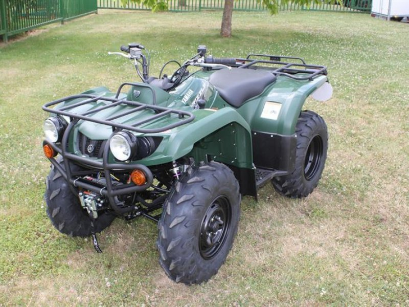 yamaha 350 grizzly 4x2 atv quad. Black Bedroom Furniture Sets. Home Design Ideas